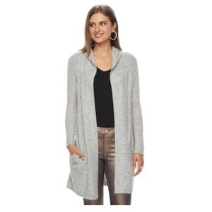 Juicy Couture Hooded Cardigan